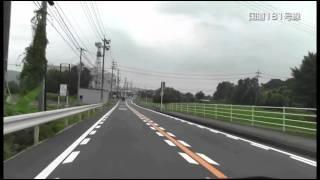 【道路の状況】久米産業団地から中国自動車道 院庄インターチェンジ