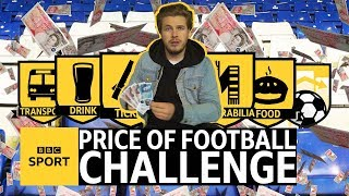 Manchester United? Liverpool? Oldham? Can you have a day at the football for £35? - BBC Sport