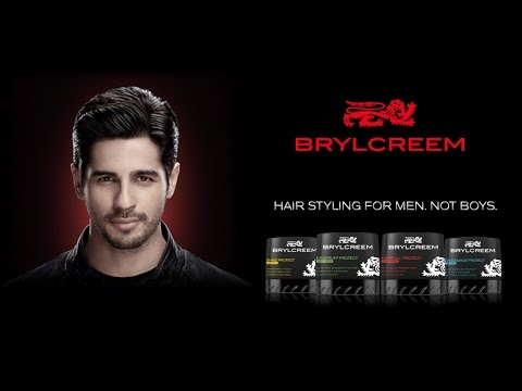 new brylcreem hair styling for men and not boys   youtube