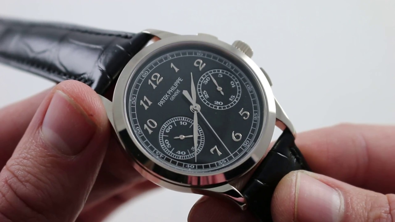 Pre Owned Patek Philippe Chronograph 5170g 010 Luxury Watch Review