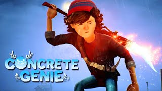 Concrete Genie - Official Story Trailer