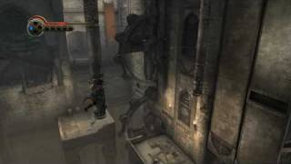 Prince of Persia The Forgotten Sands Parkour Gameplay