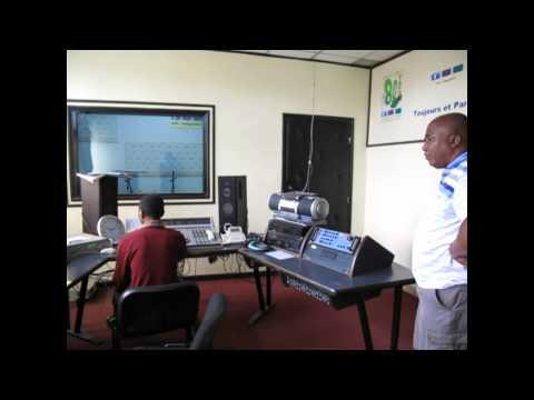 John Langan Band gets airplay on Radio Madagascar