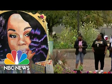 Anger In Louisville After No Officers Charged With Breonna Taylor's Death | NBC Nightly News