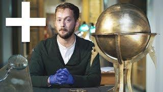 13th century celestial globe I Curator