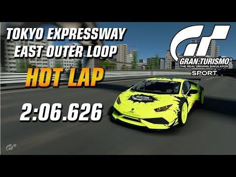 GT Sport Hot Lap // Daily Race C (09.09.19) Gr.4 // Tokyo Expressway