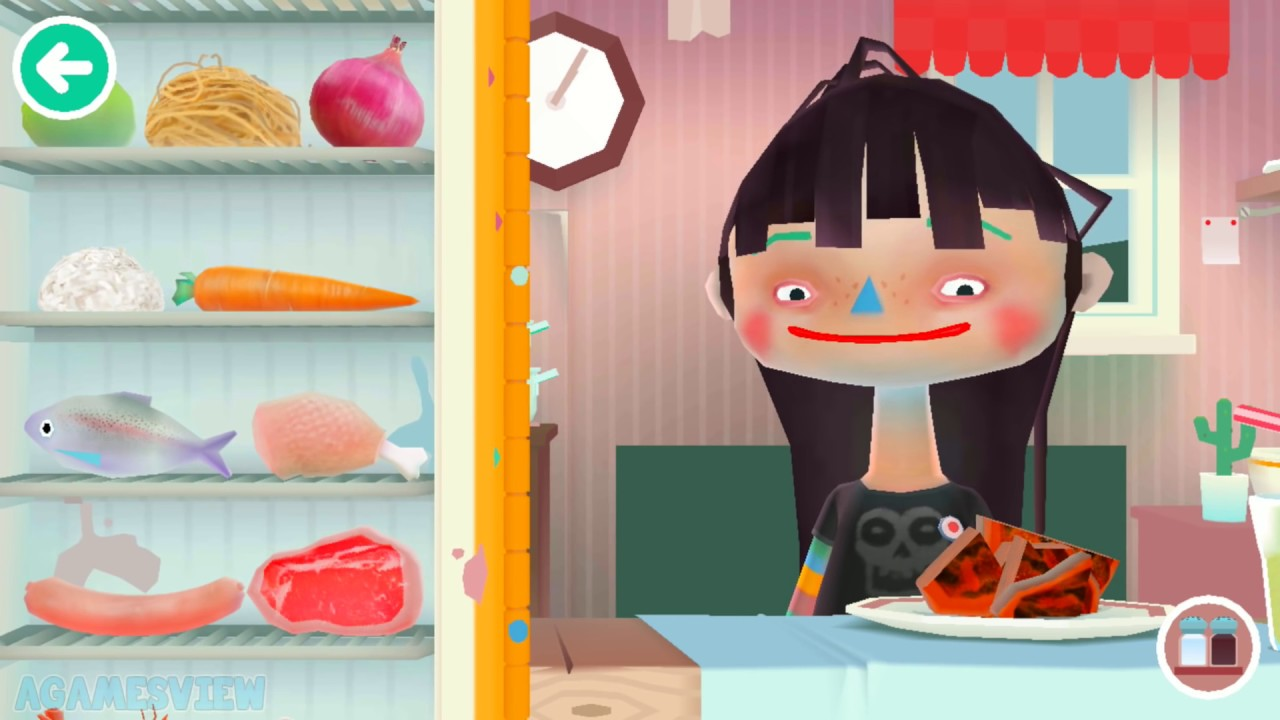 Toca Kitchen 2 PC Game - Best Free Unblocked, Tips, Mod