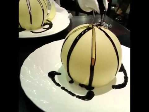 Melting Chocolate Cake Balls