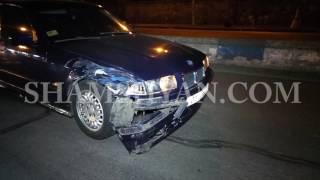 Արշակունյաց պողոտայում բաց դիտահորի պատճառով բախվել են Opel ը, Toyota ն և BMW ն