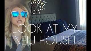 LOOK AT MY NEW HOUSE| 120
