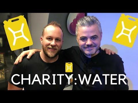 Charity Water - Scott Harrison's Story