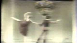 Three Chopin Dances Mikhail Baryshnikov Patricia McBride Coreg Jerome Robbins
