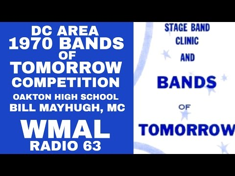 WMAL Radio 63: 1970 Bands of Tomorrow Competition