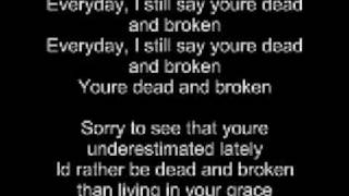 Dead And Broken Lyrics Godsmack