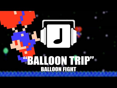 """Balloon Trip"" Balloon Fight Remix"