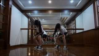bts dope by sandy dance cover