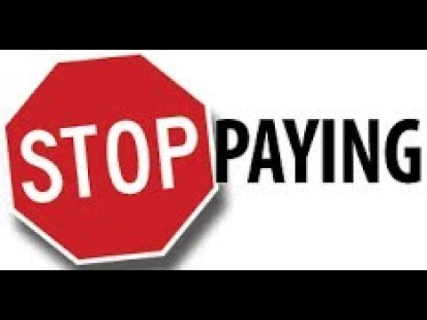 Child Support: Stop Paying And Live Your Life Free, Or Pay And Shut Up!