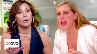 Luann Storms Off, Barbara Is Left Out & Sonja Gets Rowdy In Miami | RHONY Highlights (S11 E13)