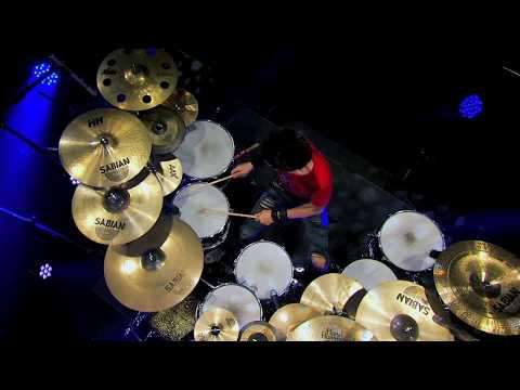 New Divide (Linkin Park)  - Live Drumming - Kin Rivera Jr