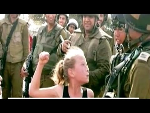 Palestinian Teen Girl Ahed Tamimi Goes On Trial For Slapping 2 Israeli Soldiers