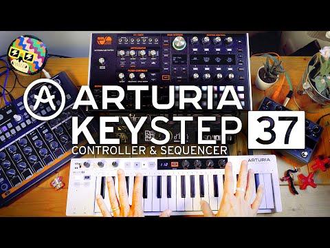 Why Arturia KeyStep 37 is amazing.