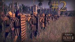 Total War: Rome II - Head to Head - Pontus vs Carthage - Episode 2