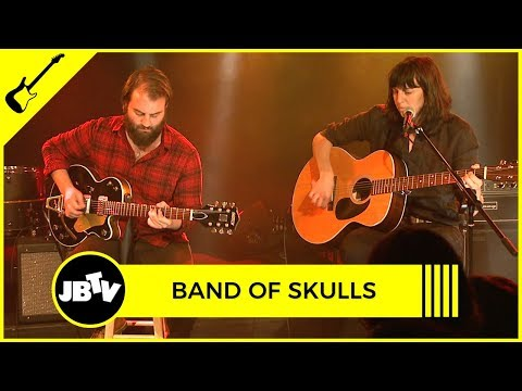 Band of Skulls - Bodies | Live @ JBTV