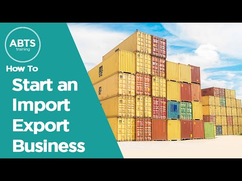 "Webinar Recording ""How To Start An Import Export Business"""