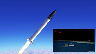 SM-3 Block IIA Missile Excels in First Ever ICBM Intercept Test The U.S. Missile Defense Agency (MDA), and U.S. Navy sailors aboard an Aegis Ballistic Missile Defense (BMD) System-equipped destroyer intercepted and ..., From YouTubeVideos