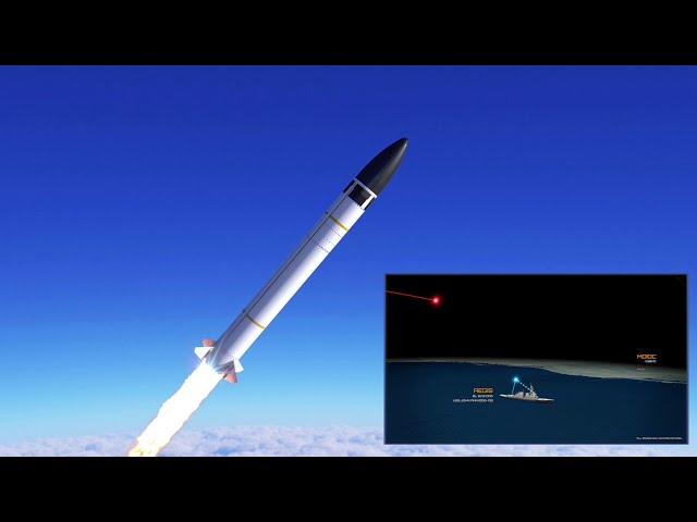 SM-3 Block IIA Missile Excels in First Ever ICBM Intercept Test