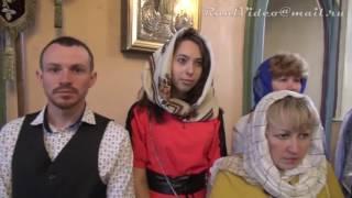 Казань. Елена и Евгений Венчание