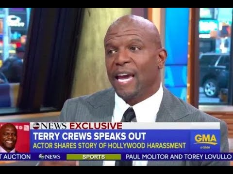 Terry Crews goes on GMA~ says the Exec Who Groped Him made h