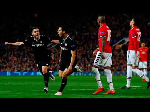 Manchester United vs Sevilla 1-2 |Champions League  | Radio COPE