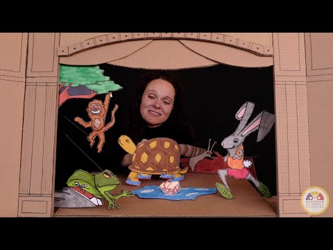 """""""Turtle Takes Her Time"""" 