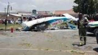 South African Plane Crash kills 3 ~ Prophecy Reminder