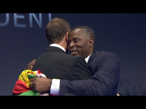 Douglas Juru - Regional Vice President promotion - ACN Events