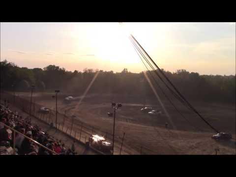 Butler Motor Speedway Street Stock Heat #2 6/3/17