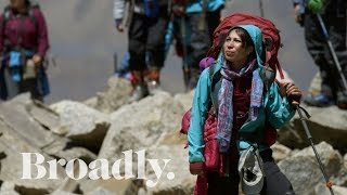 The Afghan Women Risking Their Lives for Equality