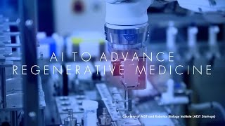 Innovation Japan【AI TO ADVANCE REGENERATIVE MEDICINE】 thumbnail