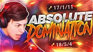LL STYLISH | ABSOLUTE DOMINATION!