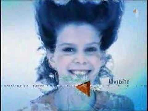 Slovak Television´s First Channel 2006 / 2007 Winter Ident