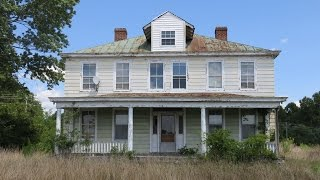 Abandoned Virginia #8 - My Childhood Home