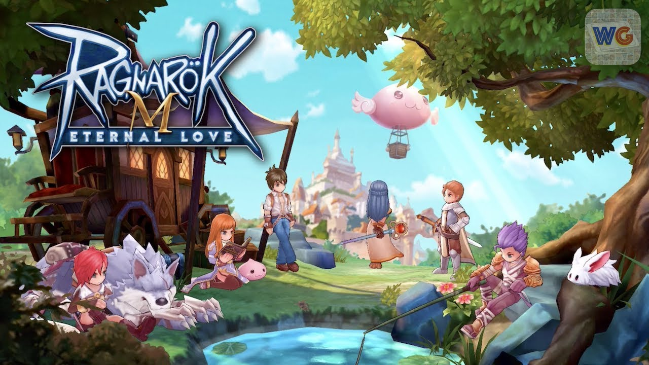 Ragnarok m eternal love apk north america | Peatix