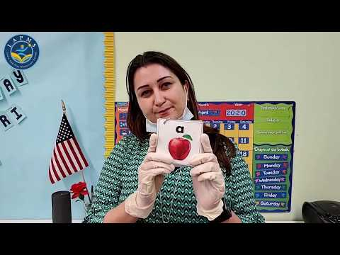 Facebook Live April 22, 2020- - Learn And Play Montessori School (LAPMS)