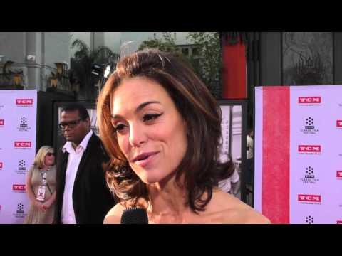 2016 TCM Classic Film Festival  Carpet Chat with Jennifer Grant