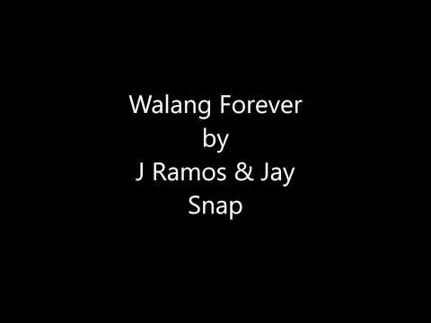 Walang Forever (Official Lyrics Video)