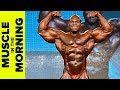LEAKED BEYEKE PICS! Muscle in the Morning (10/13/17)