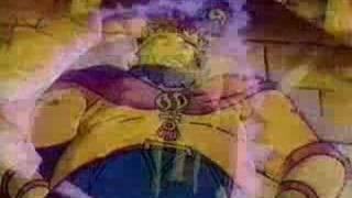 Conan cartoon - reptilian shapeshifters