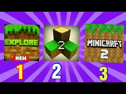 Download 5 Melhores cópias de Minecraft!