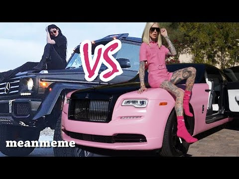 Jeffree Star vs. Kylie Jenner Car Collection || Who's more boujee?